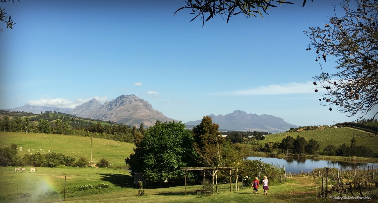 Stellenbosch with Kids | OurGlobetrotters.Com