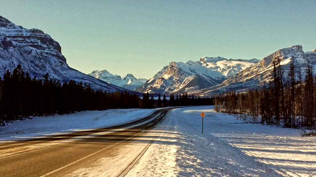 best places to visit in Winter with kids | #banff #canada #familyvacation