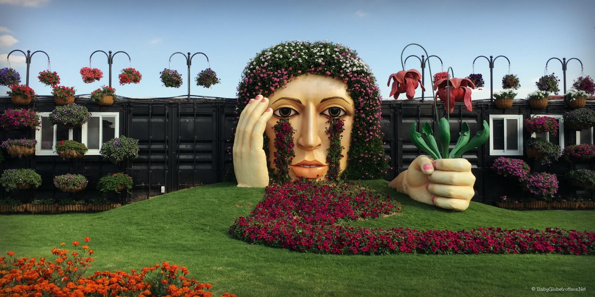 net dubai miracle garden discover the uae ourglobetrottersnet - Miracle Garden Dubai