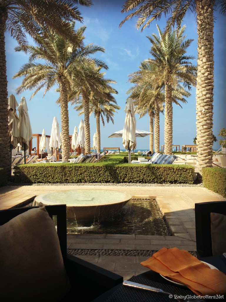Brilliant Brunch at Safina - Saadiyat Beach Club | Discover the UAE | OurGlobetrotters.Net