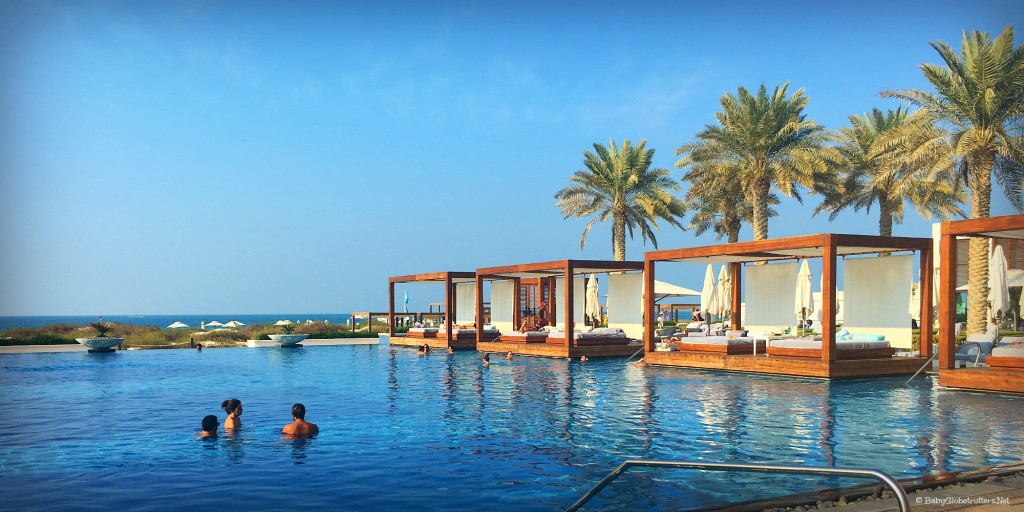 Aqunch –  a Brilliant Family Brunch at Safina, Saadiyat Beach Club