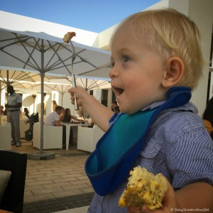 Brunch at Safina, Saadiyat Beach Club with Kids | OurGlobetrotters.Net