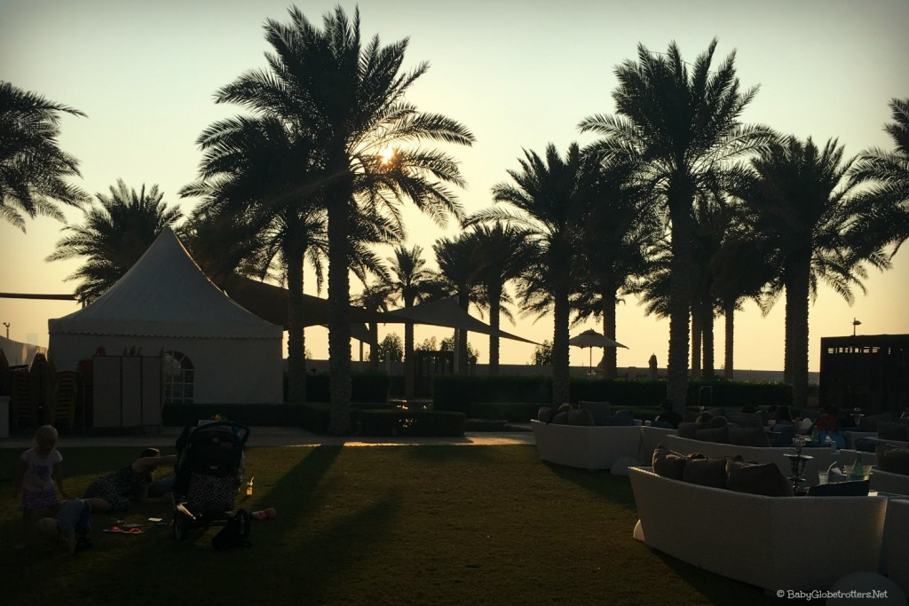 Brunch at Safina, Saadiyat Beach Club | OurGlobetrotters.Net