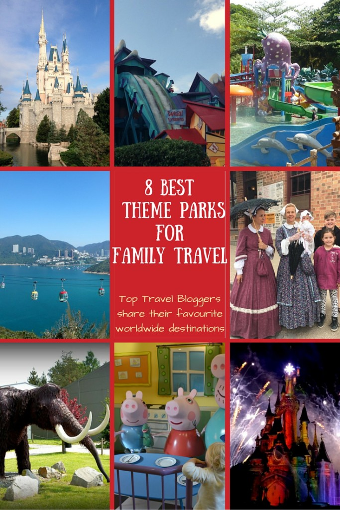 8 Best theme parks for family travel