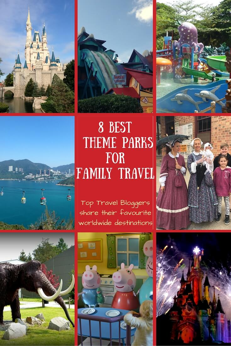 8 Best Decks Tarot Apokalypsis Images On Pinterest: 8 Best Theme Parks For Family Travel