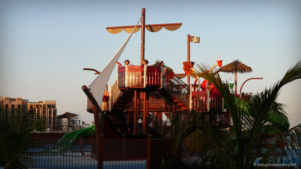 Fun for all the family at Doubletree Marjan Island | OurGlobetrotters