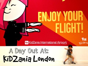 Kidzania London - Best educational travel experiences | OurGlobetrotters.Net