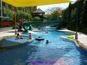 Sanur Paradise Plaza Suites - Bali - Ultimate Family Travel Relxation | OurGlobetrotters.Net