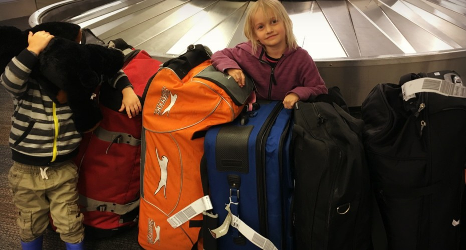 Family Travel Packing Advice | BabyGlobetrotters.Net