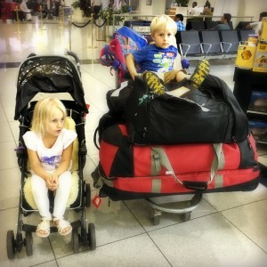 Family Travel Packing Advice | OurGlobetrotters.Net