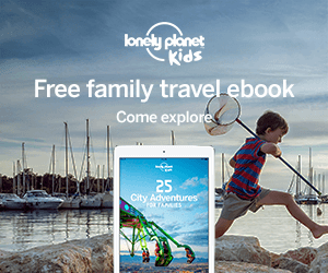 Lonely Planet ebook for kids