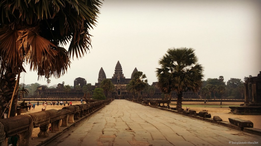 Angkor Wat & Siem Reap Cambodia with Kids | OurGlobetrotters.Net
