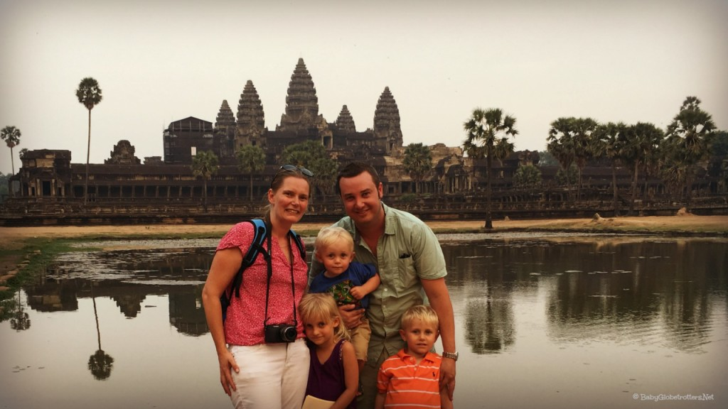 Siem Reap & Angkor Wat with Kids | OurGlobetrotters.Net