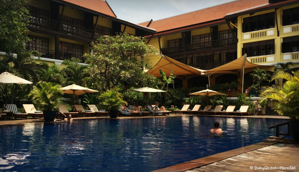 A touch of family luxury at Victoria Angkor Resort & Spa | OurGlobetrotters.Net