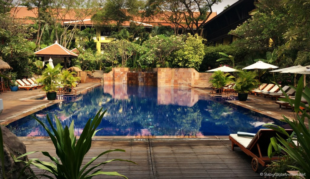 A little touch of family luxury at Victoria Angkor Resort & Spa Siem Reap | Our Globetrotters.Net