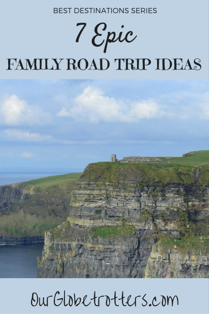 7 Epic Family Road Trip Ideas - Best Destinations series