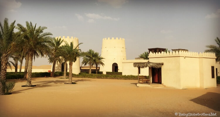 Arabian Nights Village | Family Adventure in the Abu Dhabi Desert | OurGlobetrotters.Net