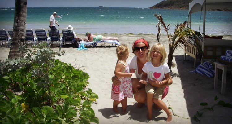 Expat Parenting in St Lucia | Global Parenting Interview Series | OurGlobetrotters.Com