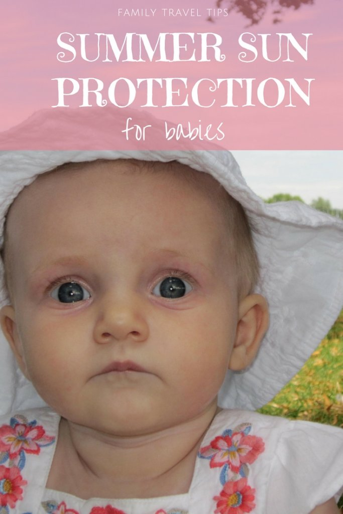 4 Top Tips for keeping babies healthy and safe in hot climates | Our Globetrotters Family Travel Blog