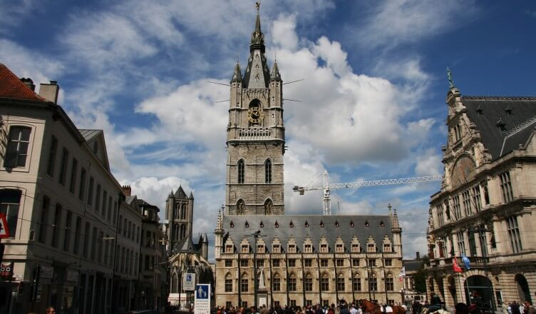 Explore Ghent with Kids | OurGlobetrotters.Net