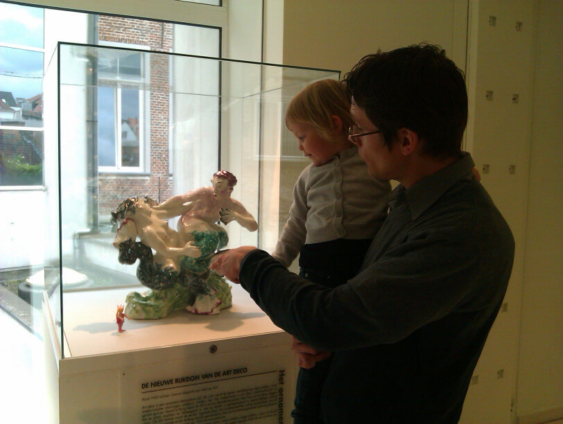 Design Museum| Ghent with Kids | OurGlobetrotters.Net
