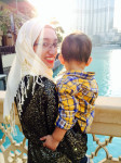 Zeyna Sanjania |Guest Blogger explaining Eid-ul-Fitr celebrations in the UAE | OurGlobetrotters.Net