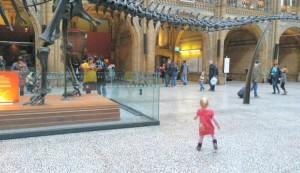 London's Museums with Toddlers | Explore my City | OurGlobetrotters #London