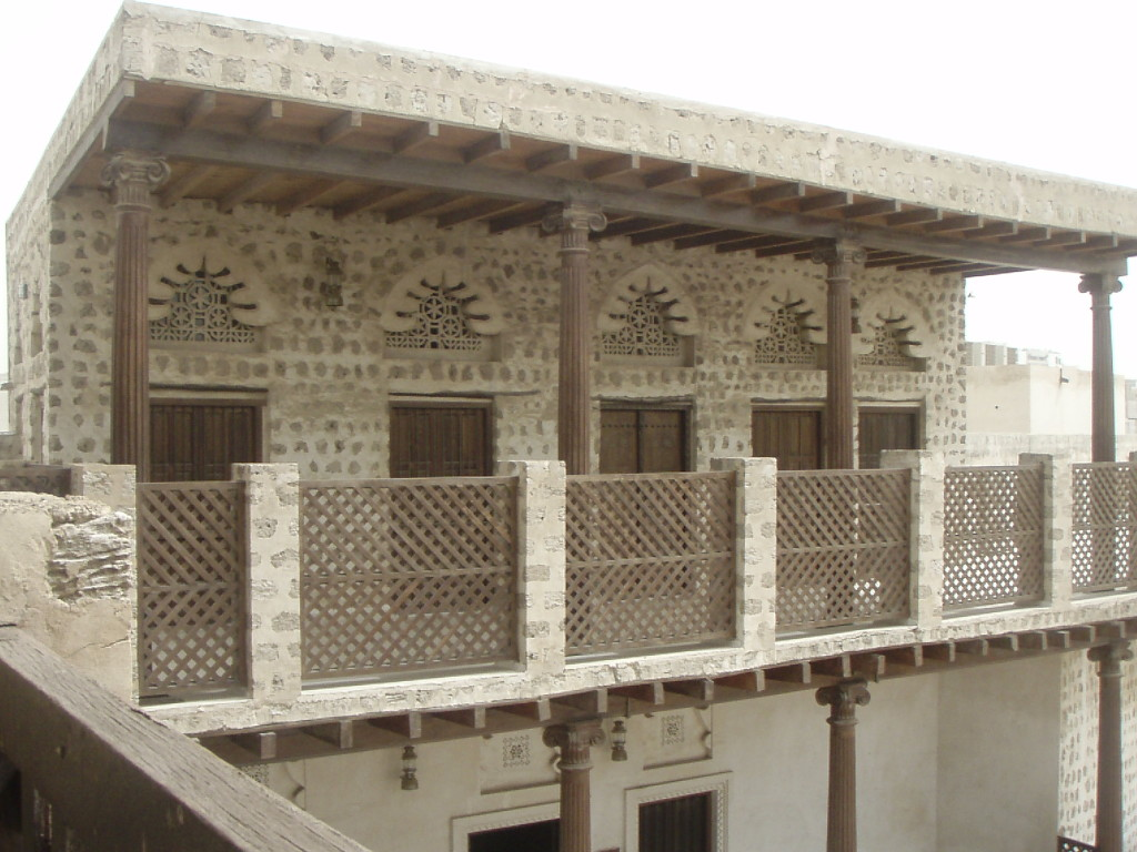Al Nabooda House - Sharjah | Explore My City | OurGlobetrotters.Net