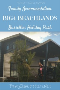 Big4 Beachlands Holiday Park ~ Bussleton Western Australia | OurGlobetrotters.Net