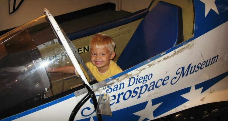 San Diego Zoo Air & Space Museum | Insider tips for San Diego's Top 5 Family Attractions