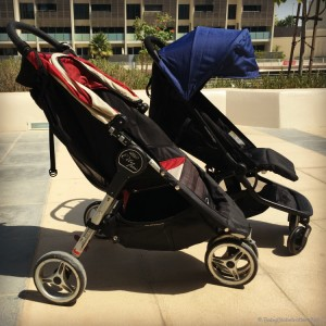 Mountain Buggy Nano - compares with the City Mini