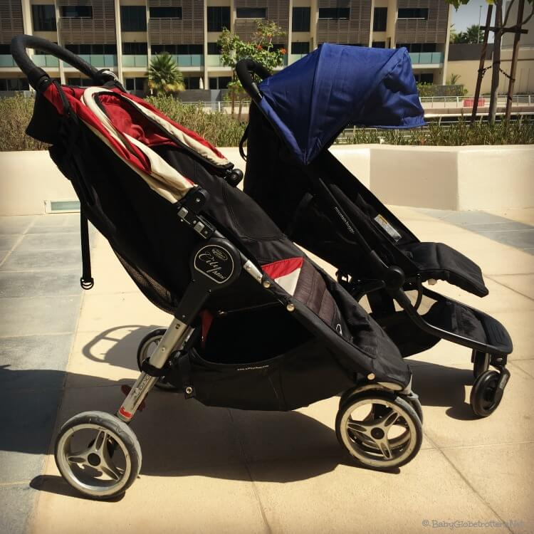 Compact Travel Stroller Mountain Buggy Nano Put To The Test Our