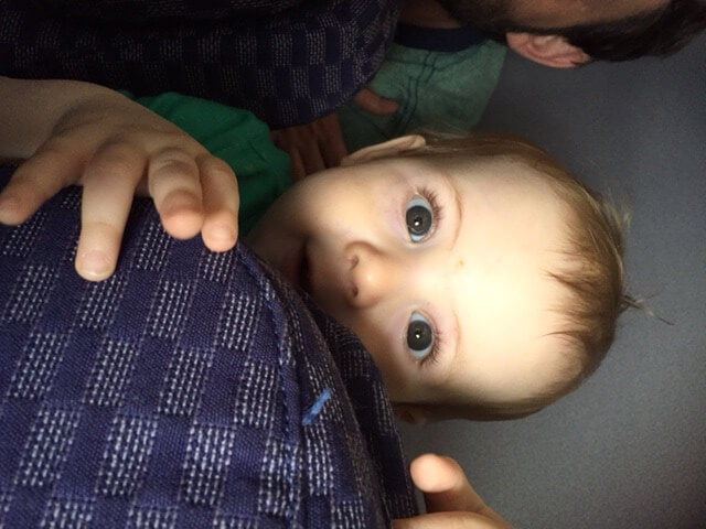 Flying United Airlines with a Baby | Airline Reviews | OurGlobetrotters.Net