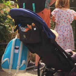 Mountain Buggy Nano Review for Baby Souk | OurGlobetrotters.Net