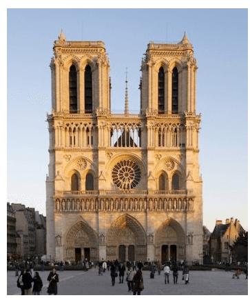Notre Dame   Explore My City Paris   OurGlobetrotters.Net