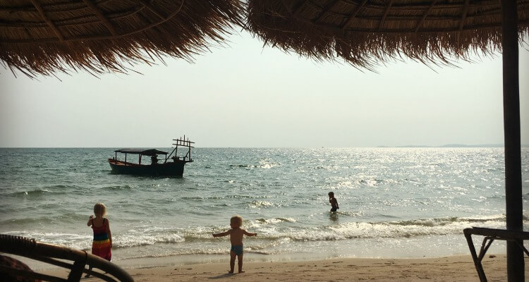 Sihanoukville with Kids | OurGlobetrotters.Net