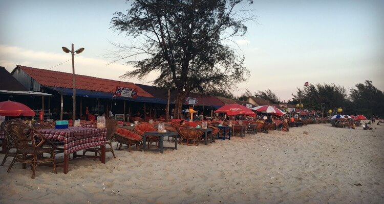 Sihanoukville Beach | OurGlobetrotters.Net