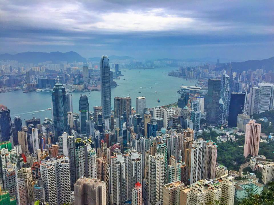 The Peak Hong Kong | Best Cities for Family Travel | OurGlobetrotters.Net