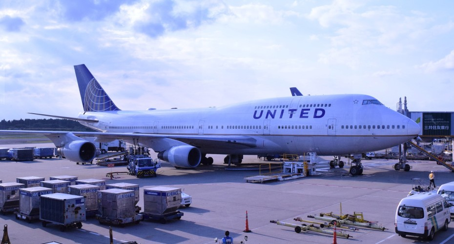 Flying Unites Airlines with a baby - if you are brave enough! | BabyGlobetrotters.Net