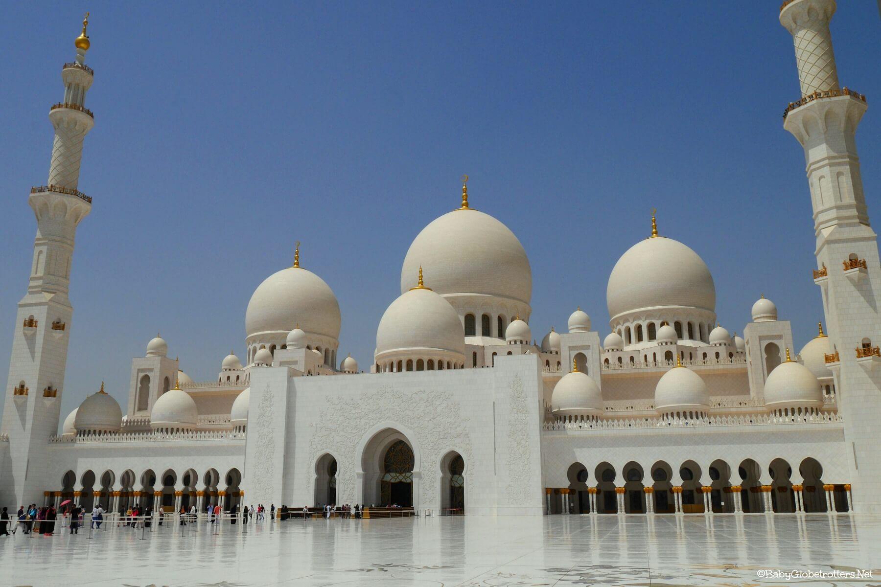Fish aquarium in umm al quwain - Sheikh Zayed Grand Mosque Abu Dhabi Family Things To Do In Abu Dhabi