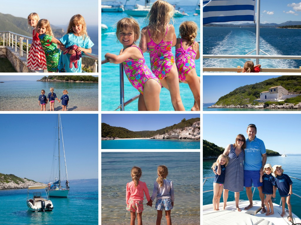 Sivota Greece | Family Travel Hidden Gems | OurGlobetrotters.Net