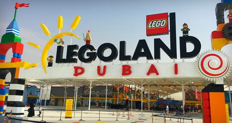 Legoland Dubai opened to the public 31 October 2016 - Grand opening review