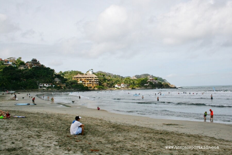 Sayulita Mexico | Family Travel Hidden Gems | OurGlobetrotters.Net