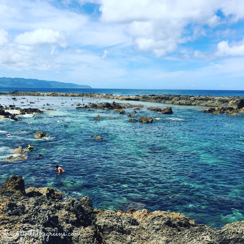 Shark Cove Hawaii | Family Travel Hidden Gems | OurGlobetrotters.Net