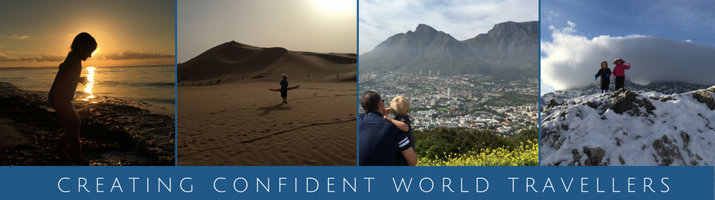 Creating Confident World travellers at Our Globetrotters