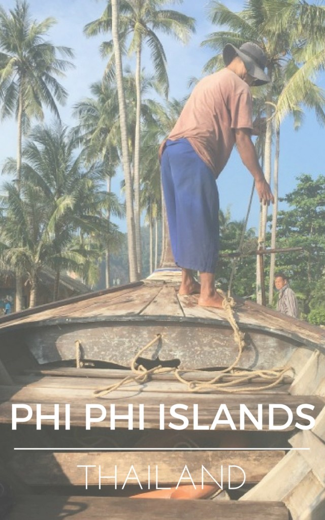 Where to stay and what to do visiting the Phi Phi Ilslands - with or without kids