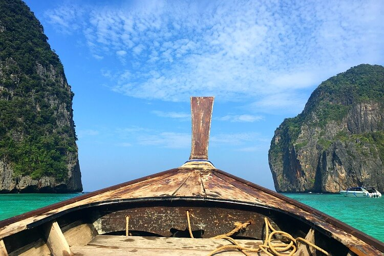 Visiting Phi Phi Islands - with or without kids