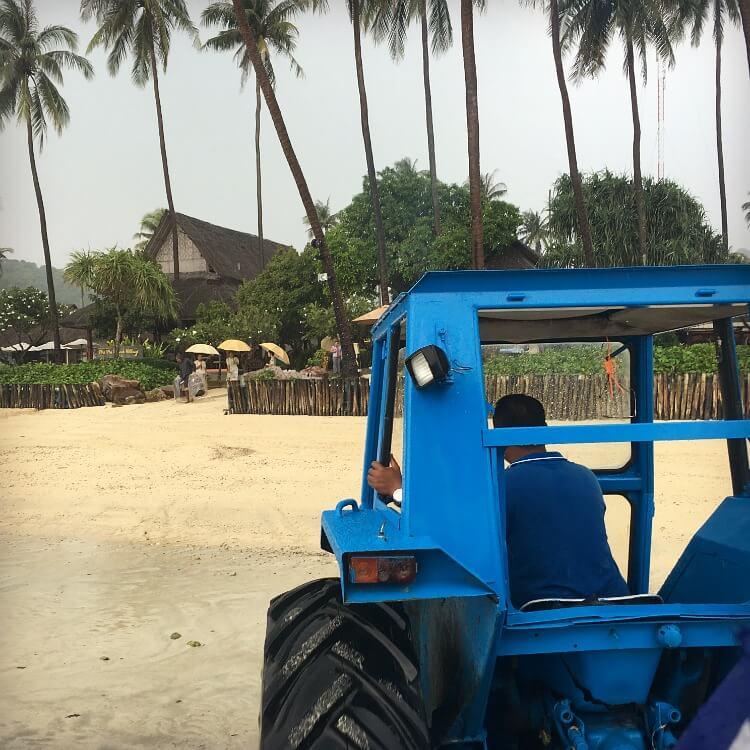 Phi Phi Island Cabana Hotel: Ultimate Romantic Paradise?