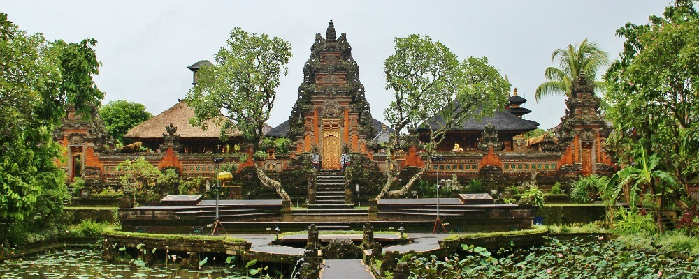 Cali Temple - finding perfect Bali Villa accomodation