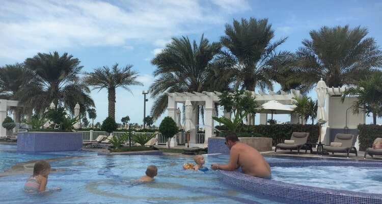 Nation Riviera Beach Club at St Regis Abu Dhabi